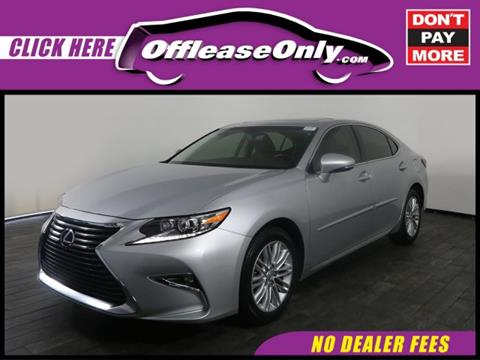 2016 Lexus ES 350 for sale in Miami, FL