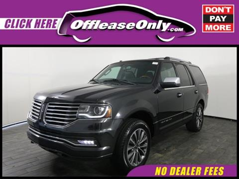 2015 Lincoln Navigator for sale in Miami, FL