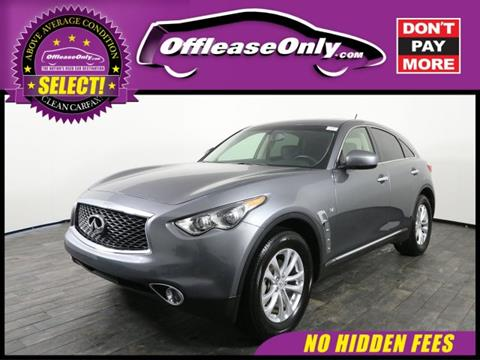 2017 Infiniti QX70 for sale in Miami, FL