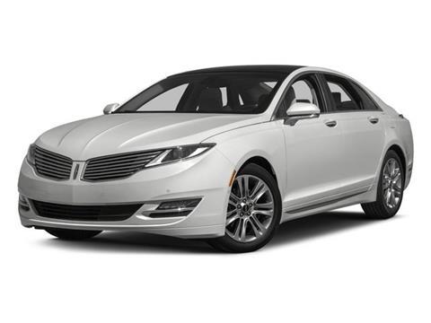 2015 Lincoln MKZ for sale in Miami, FL