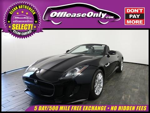 2014 Jaguar F-TYPE for sale in Miami, FL