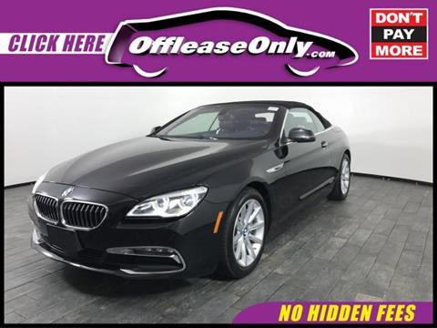 2016 BMW 6 Series for sale in Miami, FL