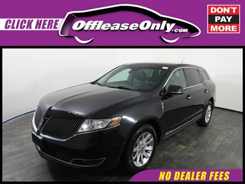 2015 Lincoln MKT Town Car for sale in Miami, FL