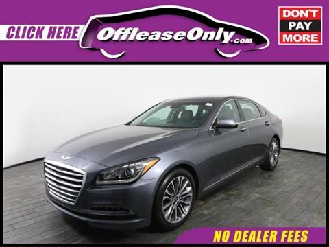 2016 Hyundai Genesis for sale in Miami, FL