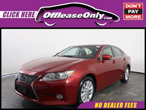 2014 Lexus ES 300h for sale in Miami, FL