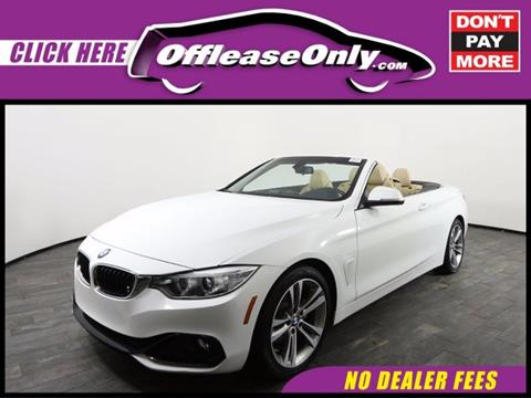 2017 BMW 4 Series for sale in Miami, FL