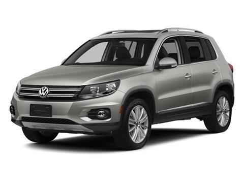 2014 Volkswagen Tiguan for sale in Miami, FL