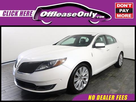 2013 Lincoln MKS for sale in Miami, FL