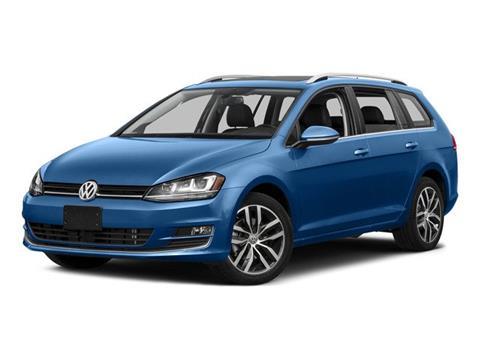 2015 Volkswagen Golf SportWagen for sale in Miami, FL