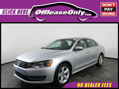 2014 Volkswagen Passat for sale in Miami, FL