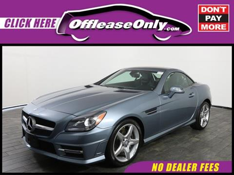 2014 Mercedes-Benz SLK for sale in Miami, FL