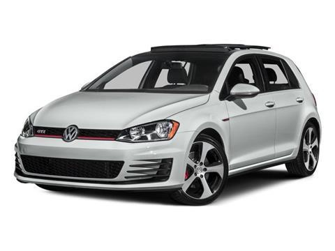 2015 Volkswagen Golf GTI for sale in Miami, FL