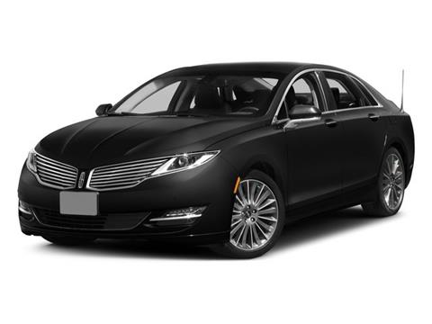 2015 Lincoln MKZ Hybrid for sale in Miami, FL