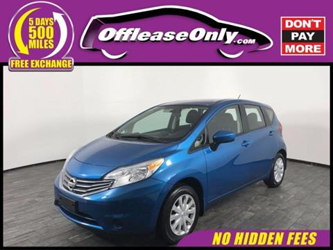 2014 Nissan Versa Note for sale in Miami, FL