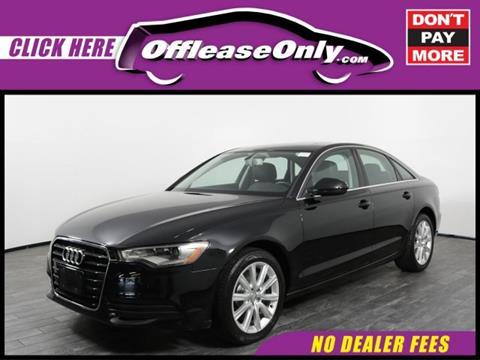 2015 Audi A6 for sale in Miami, FL
