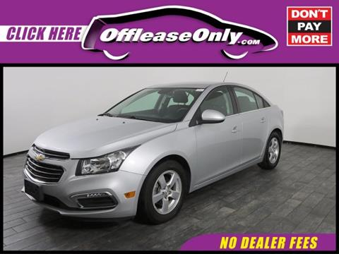 2016 Chevrolet Cruze Limited for sale in Miami, FL