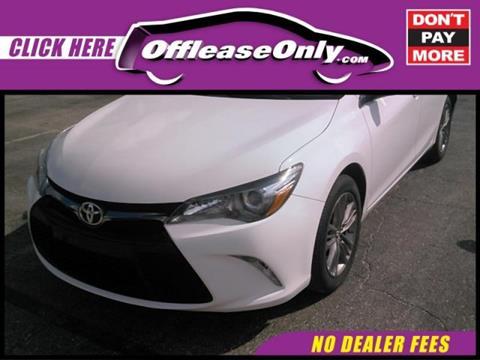 2017 Toyota Camry for sale in Miami, FL