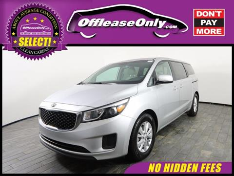 2017 Kia Sedona for sale in Miami, FL