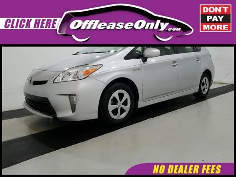 2015 Toyota Prius for sale in Miami, FL