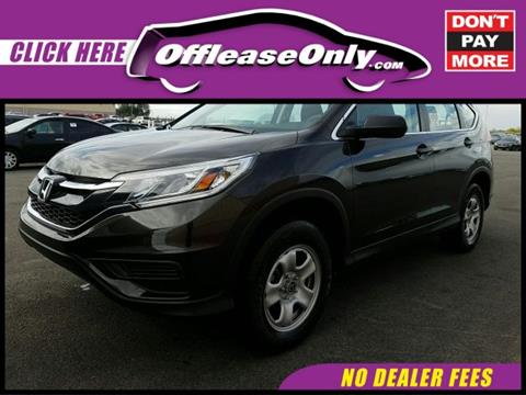 2015 Honda CR-V for sale in Miami, FL