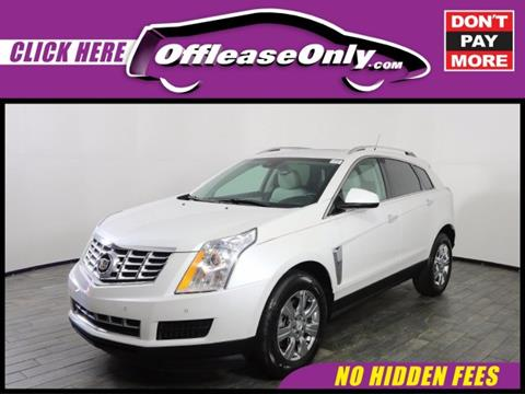 2014 Cadillac SRX for sale in Miami, FL
