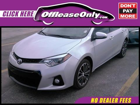 2014 Toyota Corolla for sale in Miami, FL