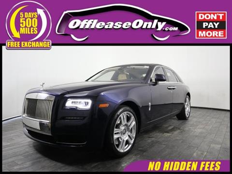 2015 Rolls-Royce Ghost for sale in Miami, FL