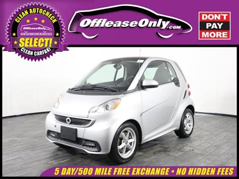 2015 Smart fortwo for sale in Miami, FL