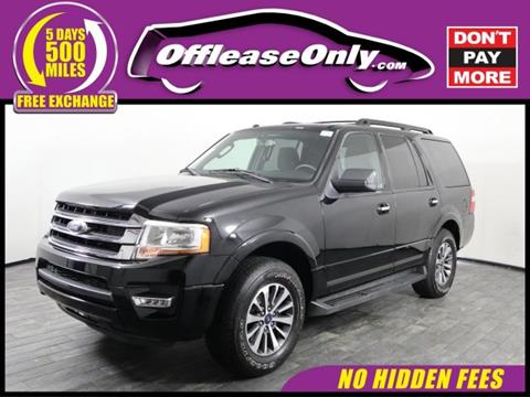 Ford Expedition For Sale In Miami Fl