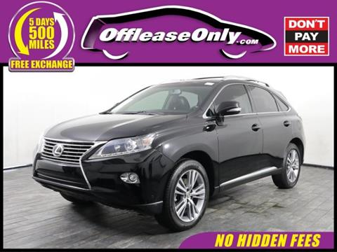 2015 Lexus RX 350 for sale in Miami, FL