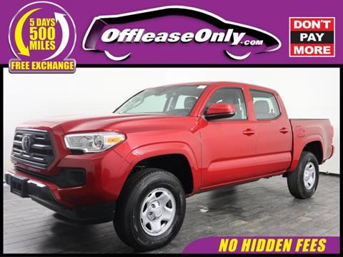 toyota tacoma for sale in miami fl. Black Bedroom Furniture Sets. Home Design Ideas