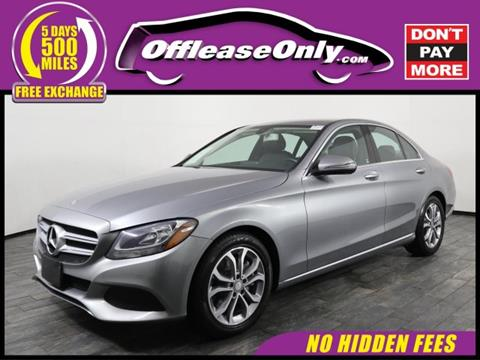 2016 Mercedes-Benz C-Class for sale in Miami, FL