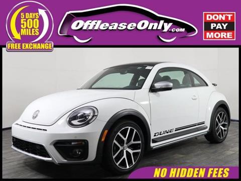 2018 Volkswagen Beetle for sale in Miami, FL