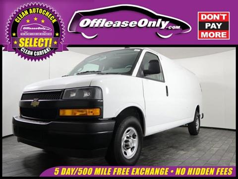 842c2890de 2018 Chevrolet Express Cargo for sale in Miami