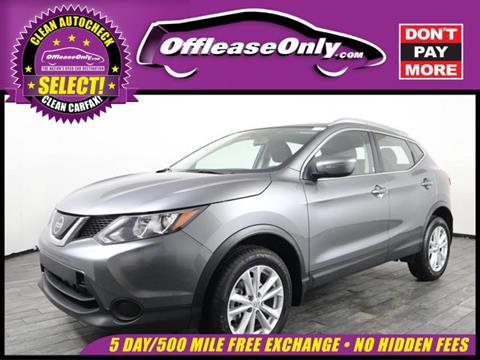 2018 Nissan Rogue Sport for sale in Miami, FL