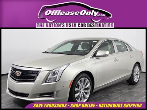 2016 Cadillac XTS for sale in Miami, FL
