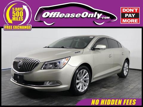2016 Buick LaCrosse for sale in Miami, FL