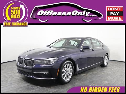 Used Bmw 7 Series For Sale In Miami Fl Carsforsalecom
