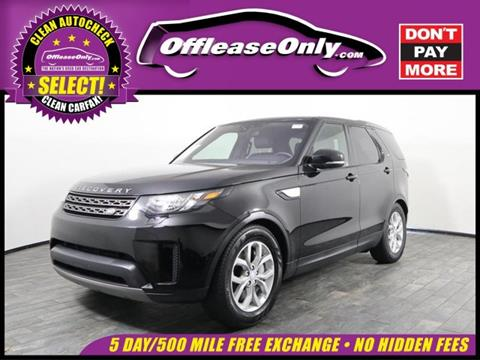 2018 Land Rover Discovery for sale in Miami, FL