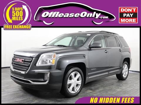 2017 GMC Terrain for sale in Miami, FL