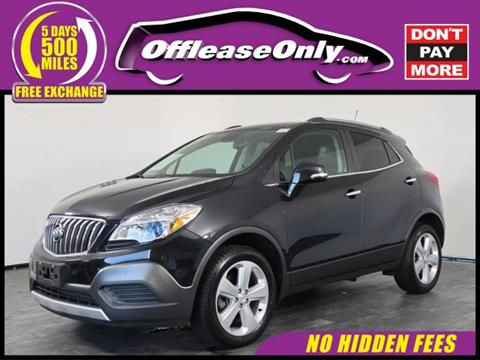 2015 Buick Encore for sale in Miami, FL