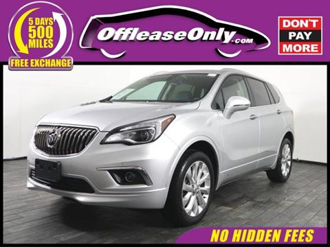 2016 Buick Envision for sale in Miami, FL