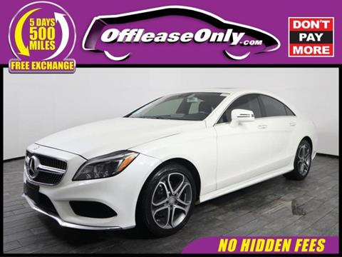 2016 Mercedes-Benz CLS for sale in Miami, FL
