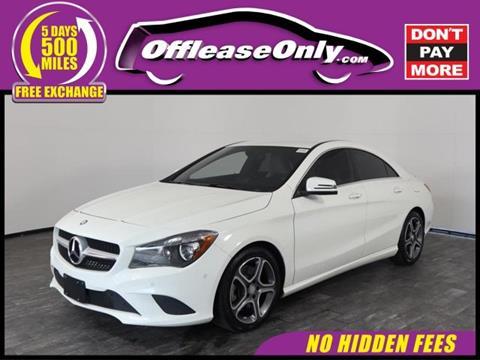 2014 Mercedes-Benz CLA for sale in Miami, FL