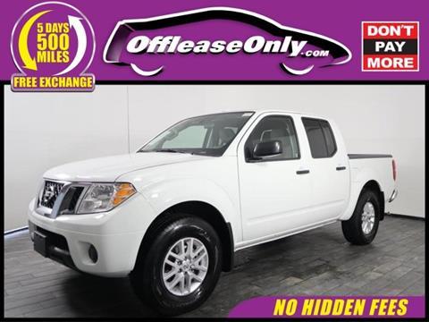 2018 Nissan Frontier for sale in Miami, FL