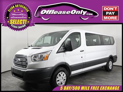 2018 Ford Transit Passenger for sale in Miami, FL