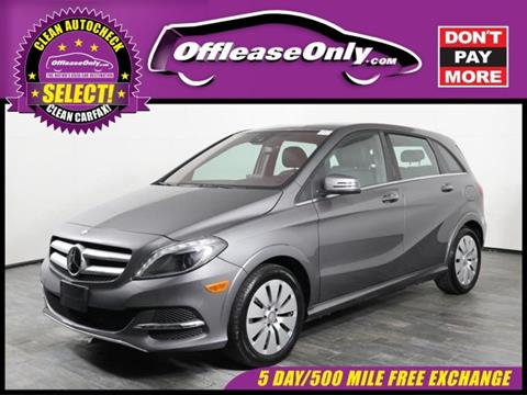 2016 Mercedes-Benz B-Class for sale in Miami, FL