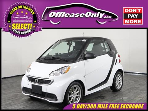 2016 Smart fortwo electric drive for sale in Miami, FL