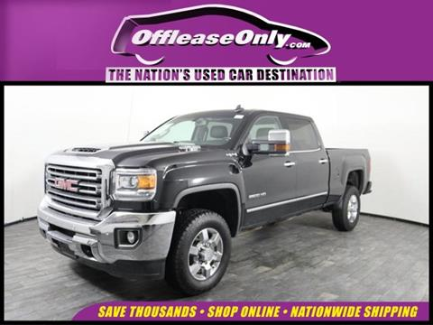 2018 GMC Sierra 2500HD for sale in Miami, FL