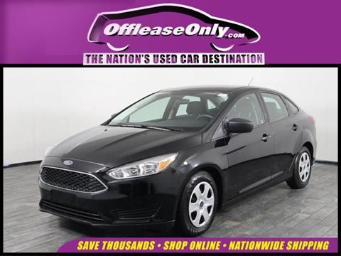 2018 Ford Focus for sale in Miami, FL
